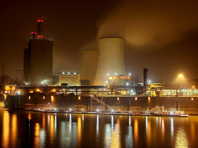 Kraftwerk Duisburg Huckingen