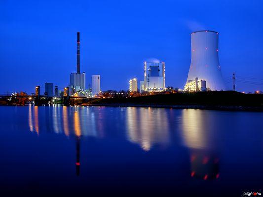 Kraftwerk Duisburg-Walsum
