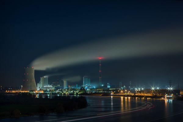 Kraftwerk Duisburg - Walsum