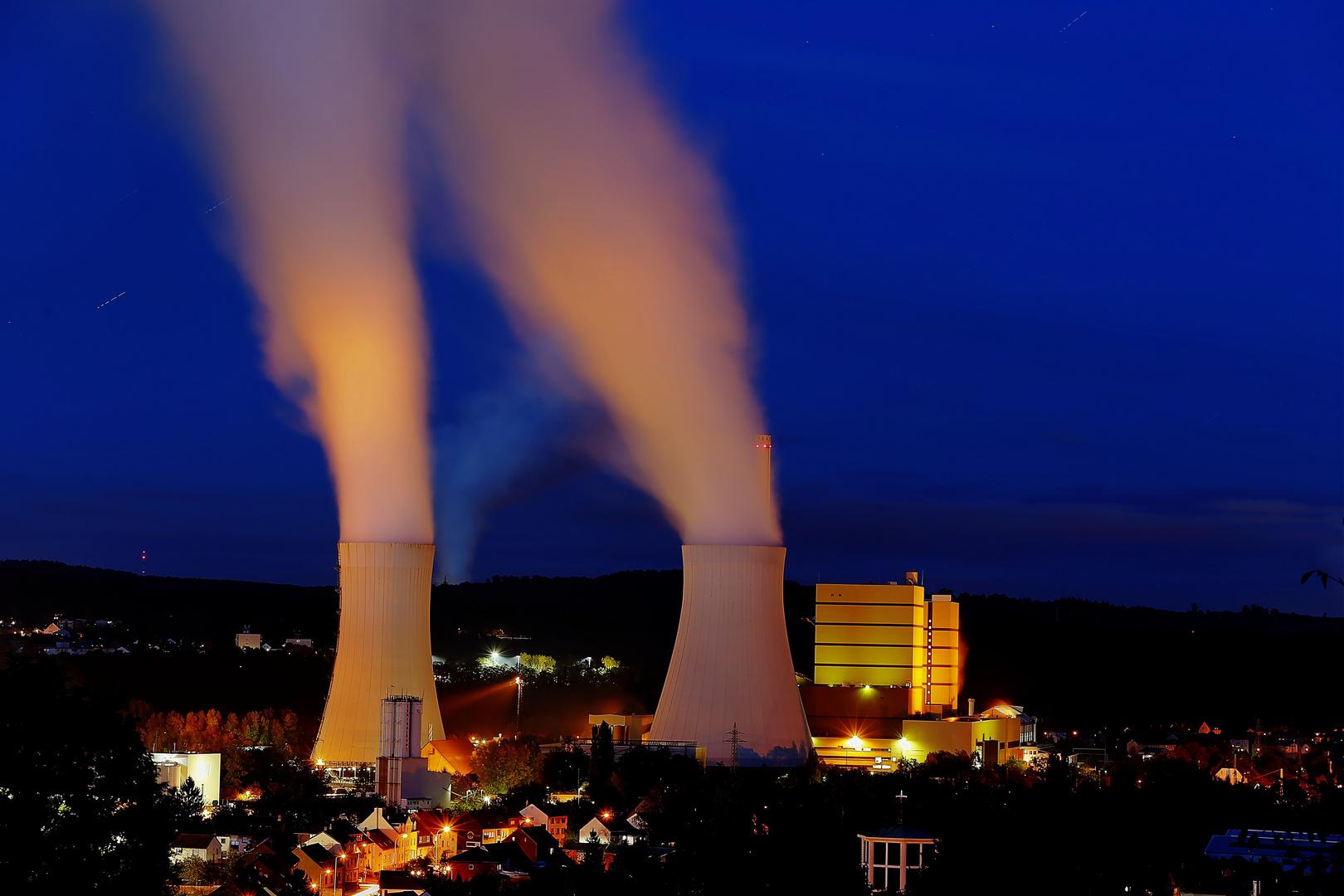 Kraftwerk Fenne by N8