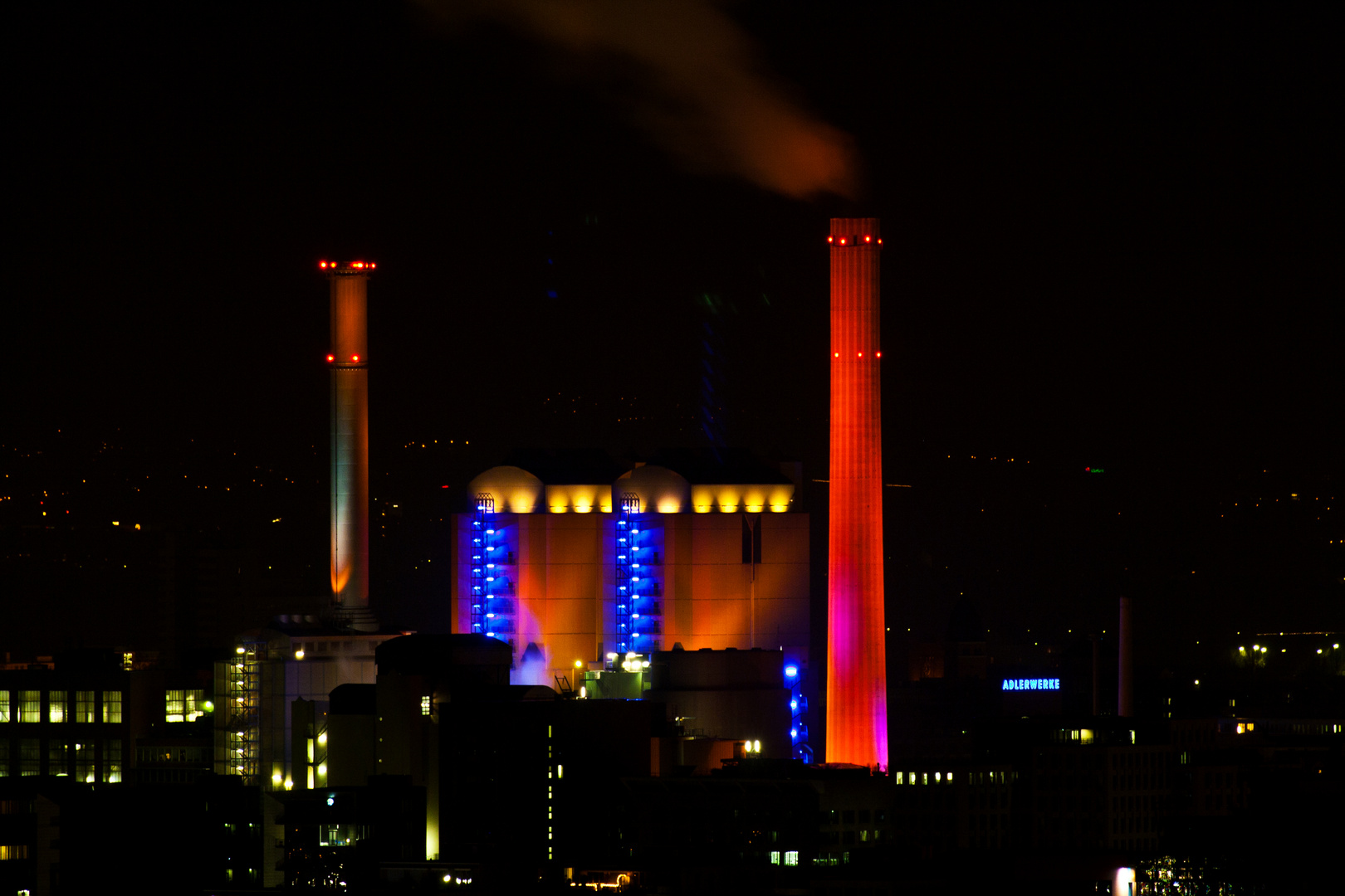 Kraftwerk Frankfurt