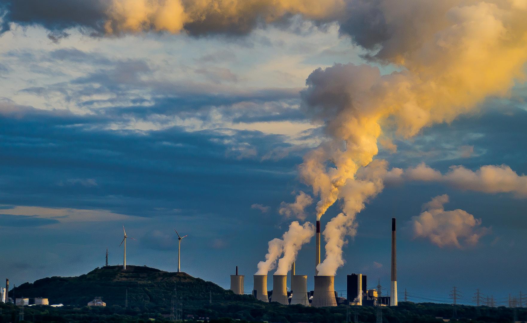 Kraftwerk GE-Scholven