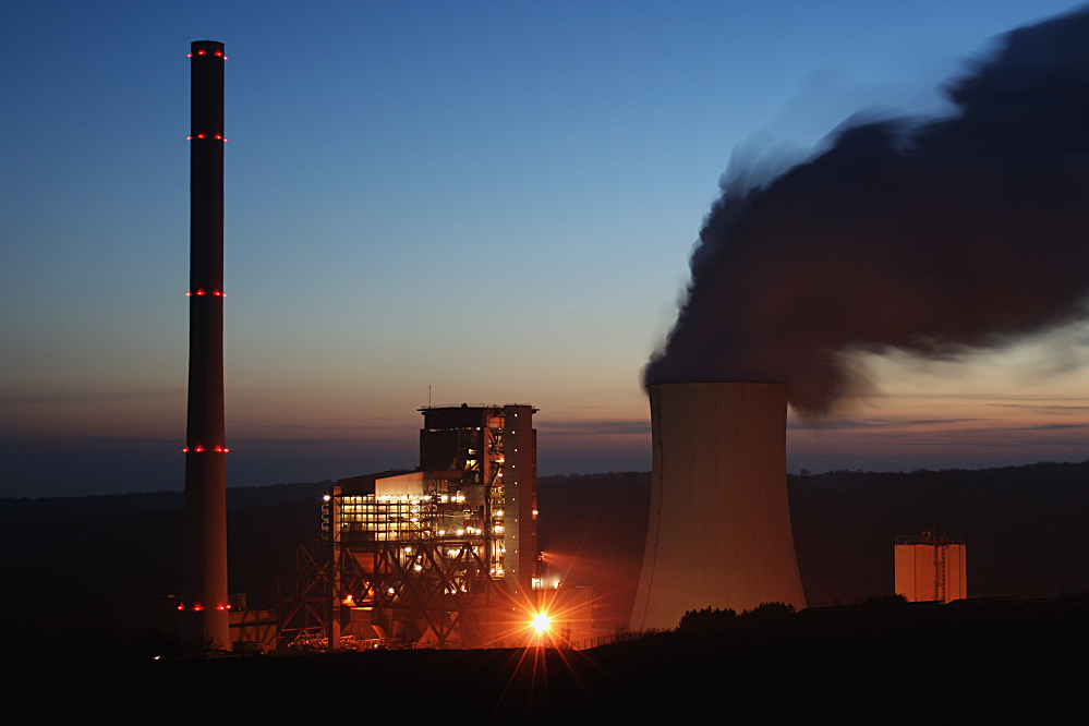 Kraftwerk Göttelborn 03