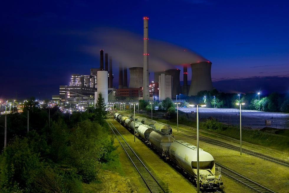 Kraftwerk Grevenbroich Neurath
