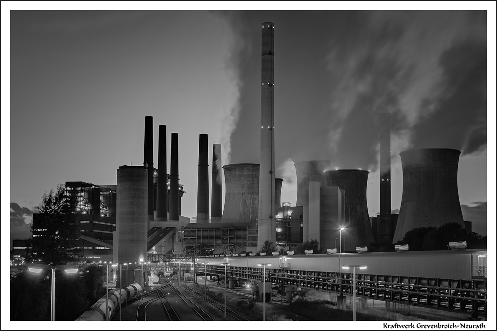 *** Kraftwerk Grevenbroich-Neurath ***