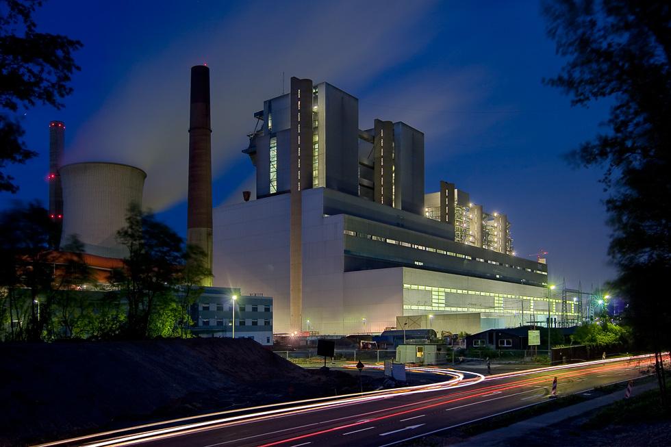 Kraftwerk Grevenbroich Neurath II