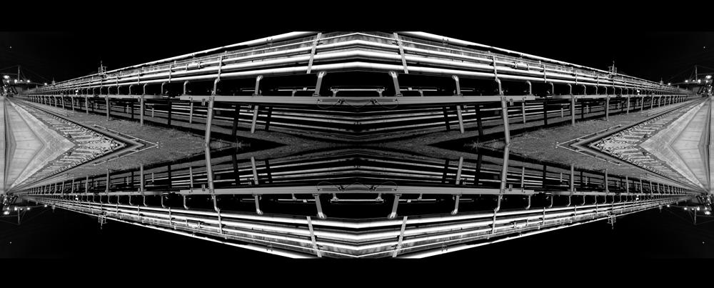 Kraftwerk Heilbronn 06 / Kohle am laufenden Band