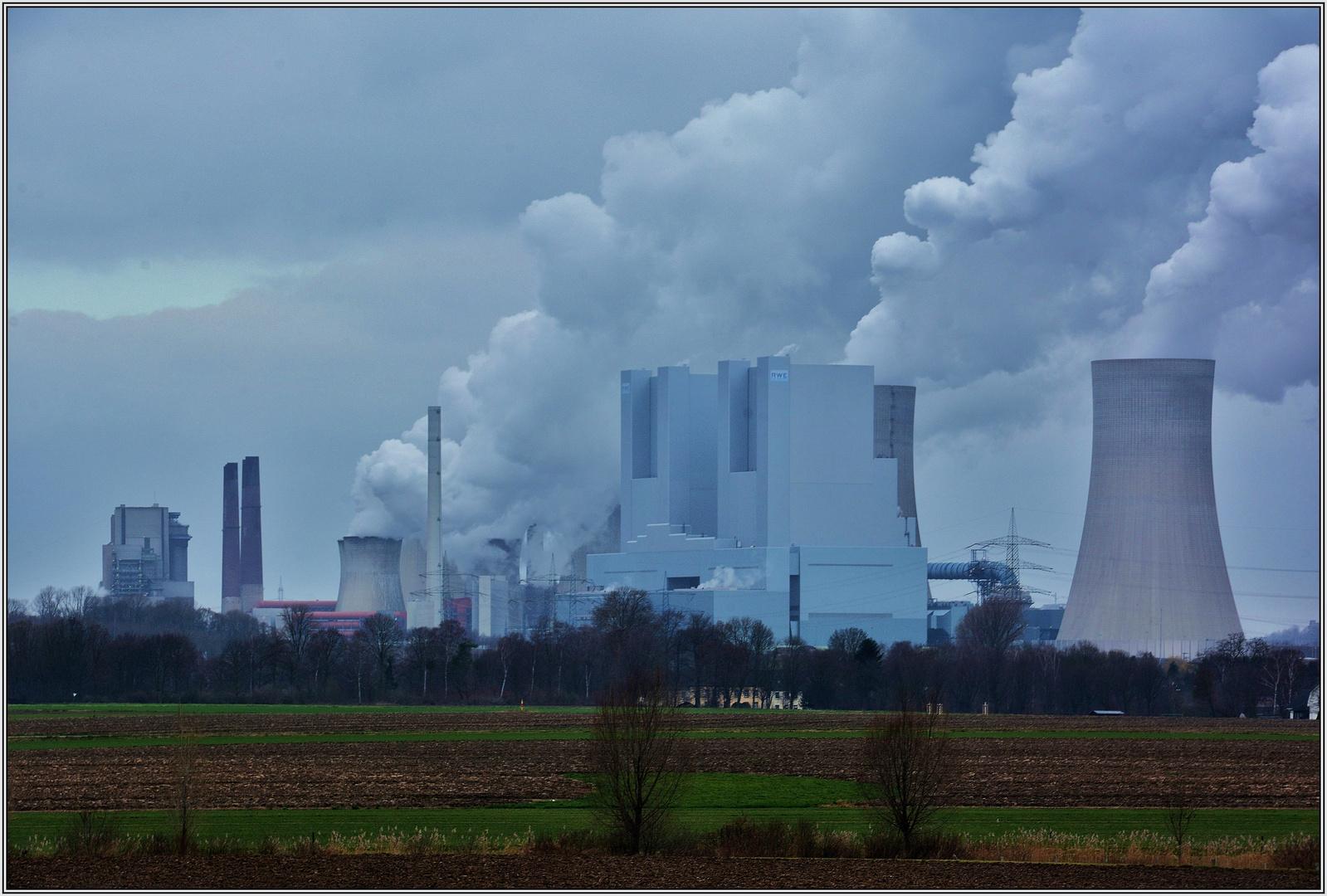 Kraftwerk Neurath (1)