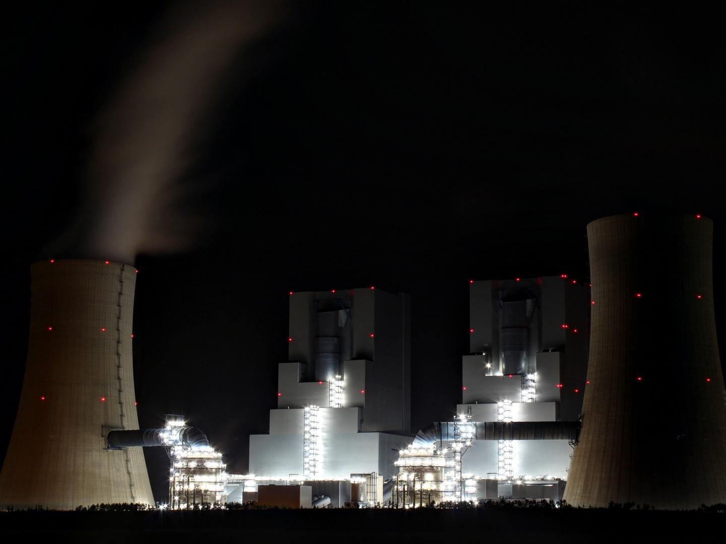 Kraftwerk Neurath Block F und G