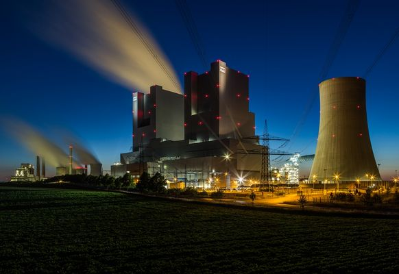 Kraftwerk Neurath BoA 2&3