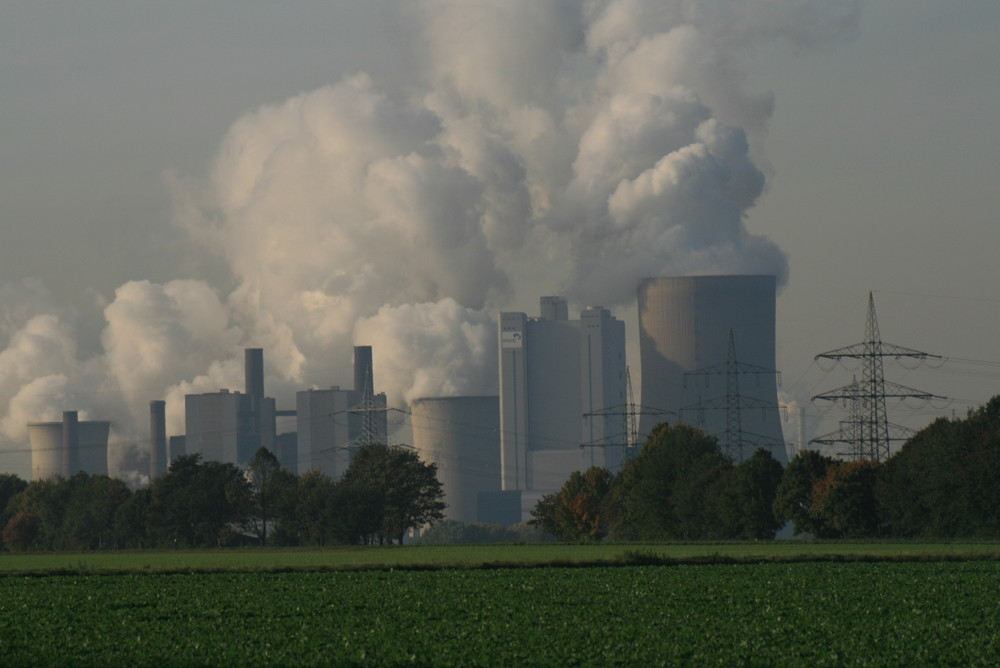 Kraftwerk Niederaußem 17.10.2006