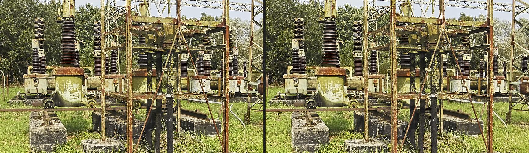 Kraftwerk Peenemünde 1 (3D)
