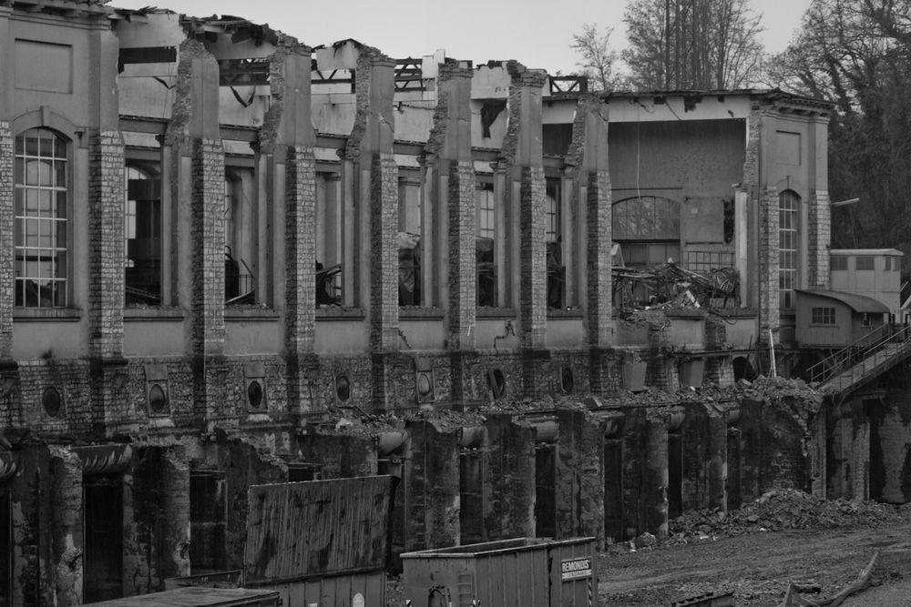 Kraftwerk Rheinfelden (Teil 10)