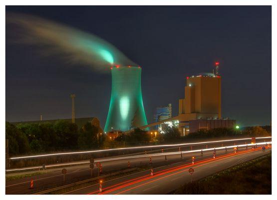Kraftwerk Rostock