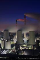 Kraftwerk Scholven – Ausschnitt