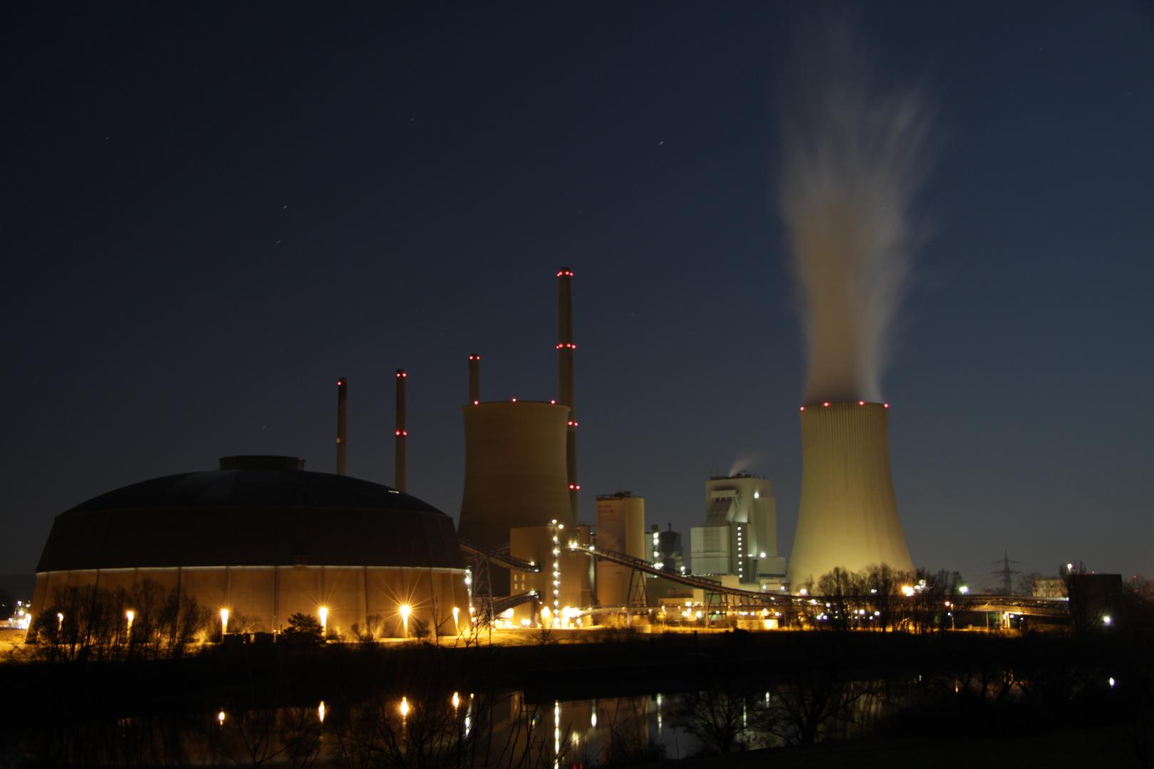 Kraftwerk Staudinger Nr.1