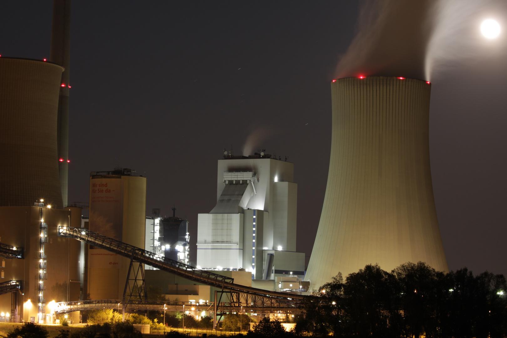 Kraftwerk Staudinger Nr.2