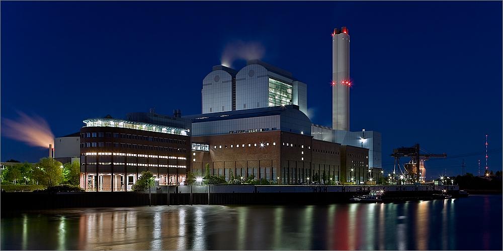 Kraftwerk Tiefstack I