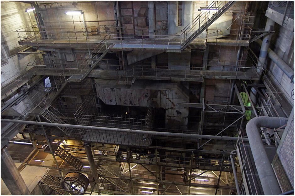 Kraftwerk Vockerode, 20.11.11 – 09
