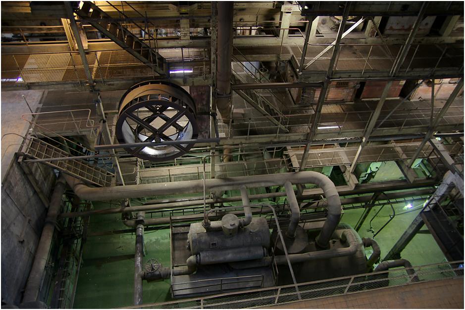 Kraftwerk Vockerode, 20.11.11 – 10
