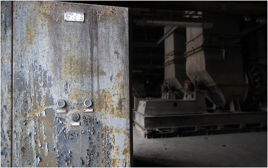 Kraftwerk Vockerode, 20.11.11 – 11