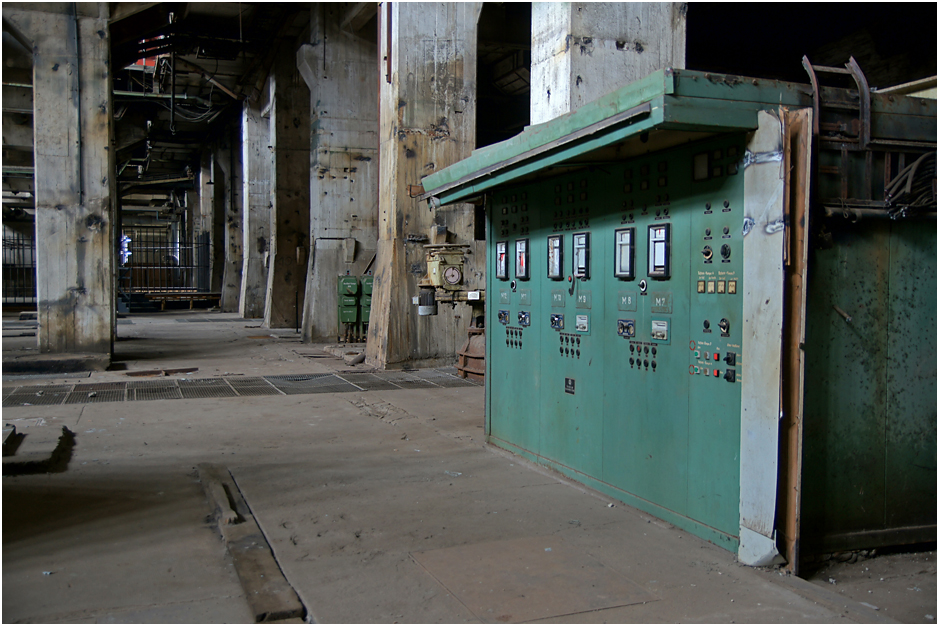 Kraftwerk Vockerode, 20.11.11 – 14