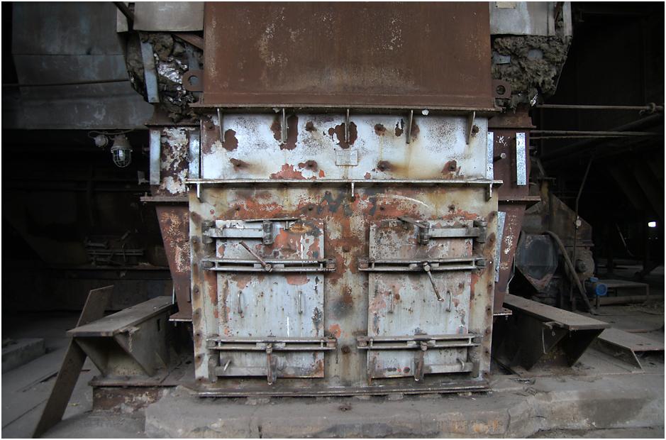 Kraftwerk Vockerode, 20.11.11 – 15