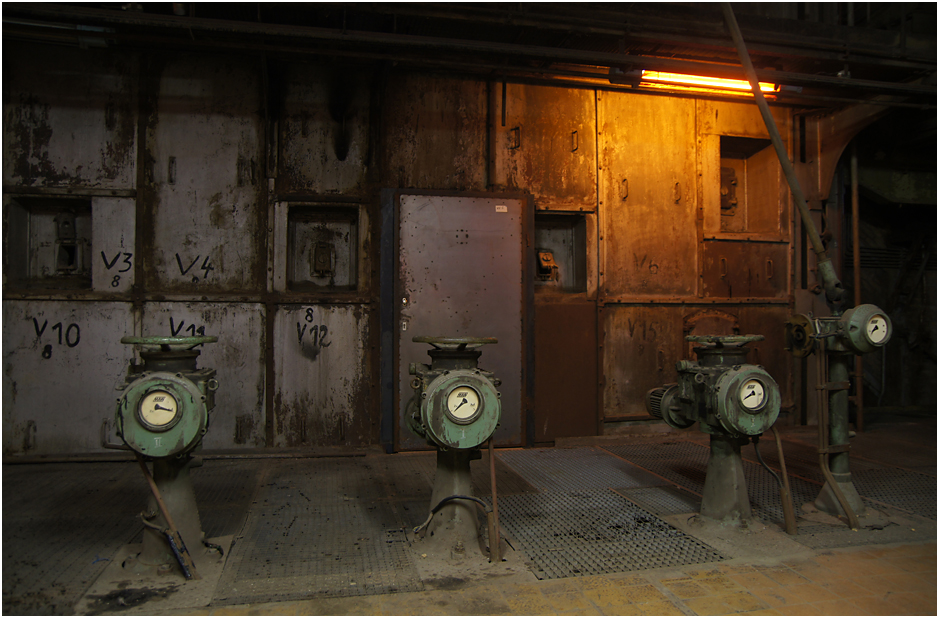 Kraftwerk Vockerode, 20.11.11 – 23