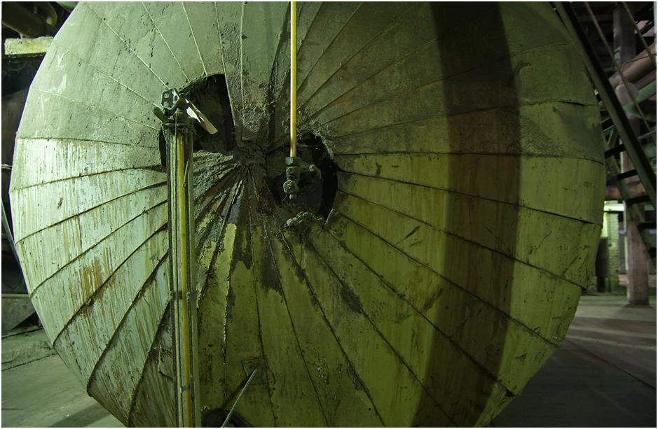Kraftwerk Vockerode, 20.11.11 – 28