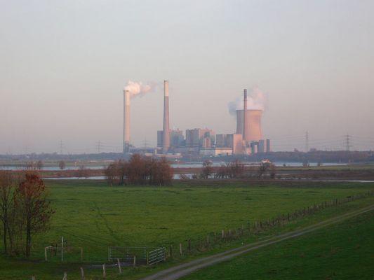 Kraftwerk-Voerde