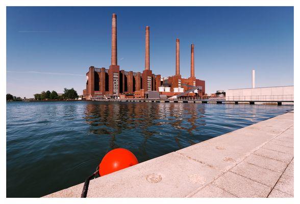 Kraftwerk VW in Wolfsburg