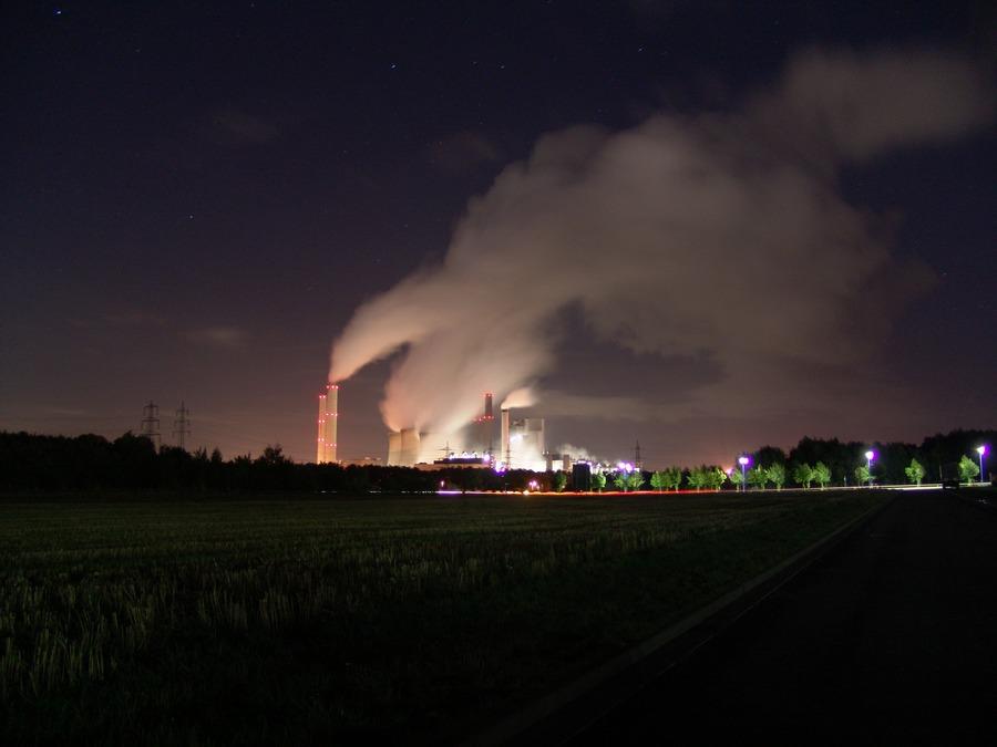 Kraftwerk Weisweiler Teil II