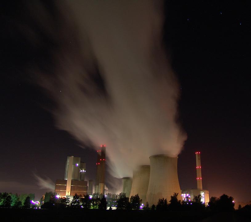 Kraftwerk Weisweiler Teil III