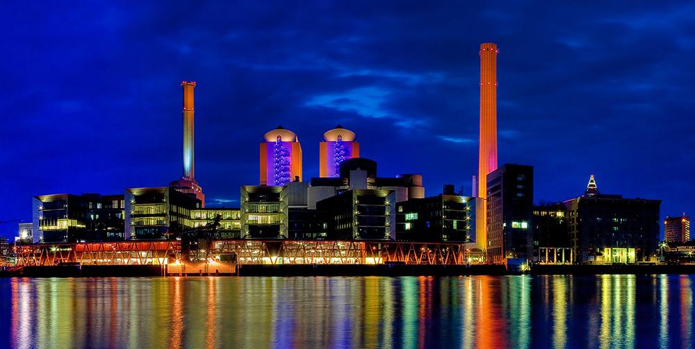 Kraftwerk Westhafen