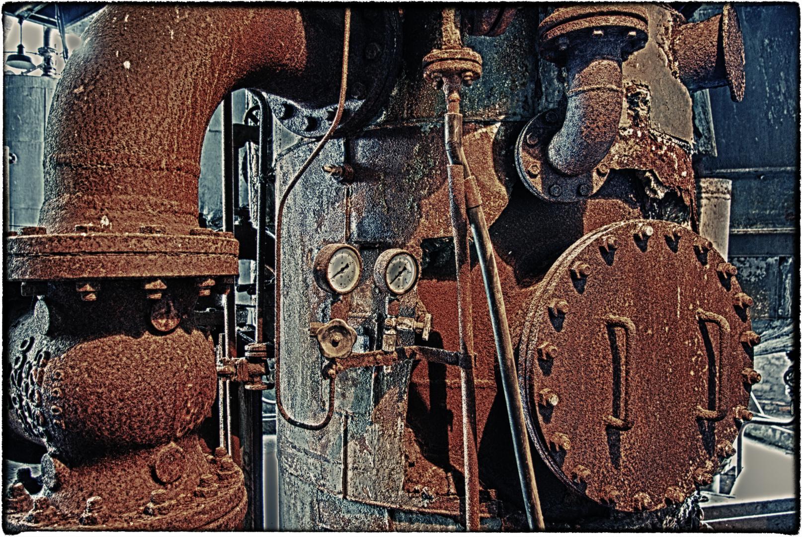Kraftwerksanlagen