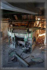 Kraftwerksruine - Kessel 1