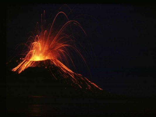 Krakatau 'Anak' 1979