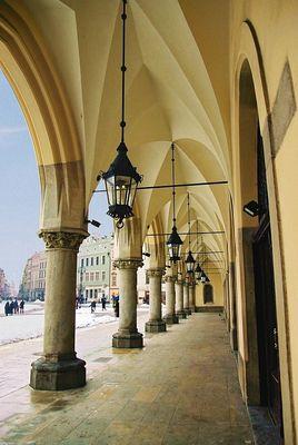 Krakow - Sukiennice