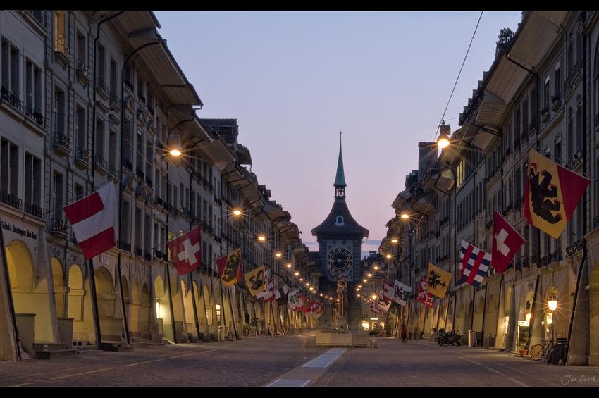Kramgasse Bern Foto& Bild europe, schweiz& liechtenstein, bern Bilder auf fotocommunity