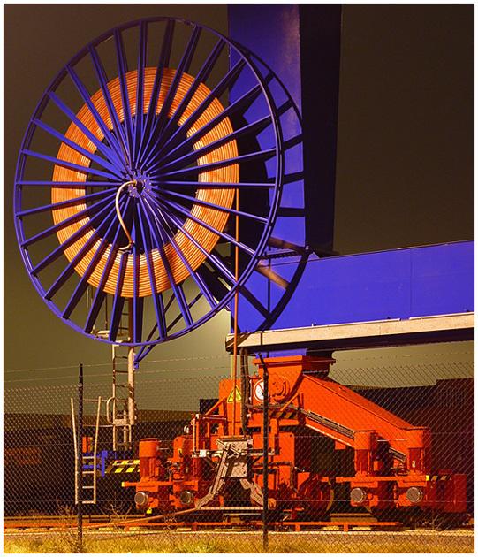 Krandetail - Logport Duisburg