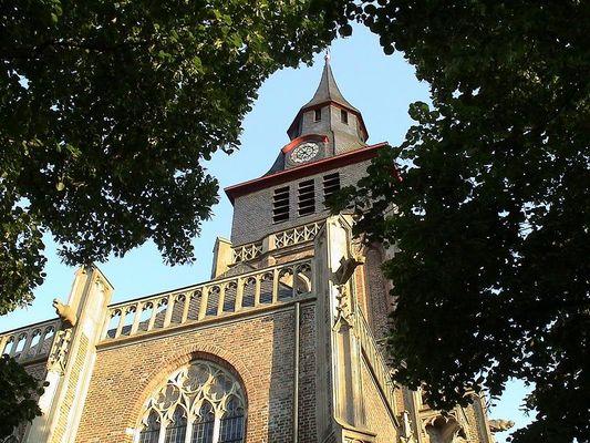 Kranenburger Kirche...