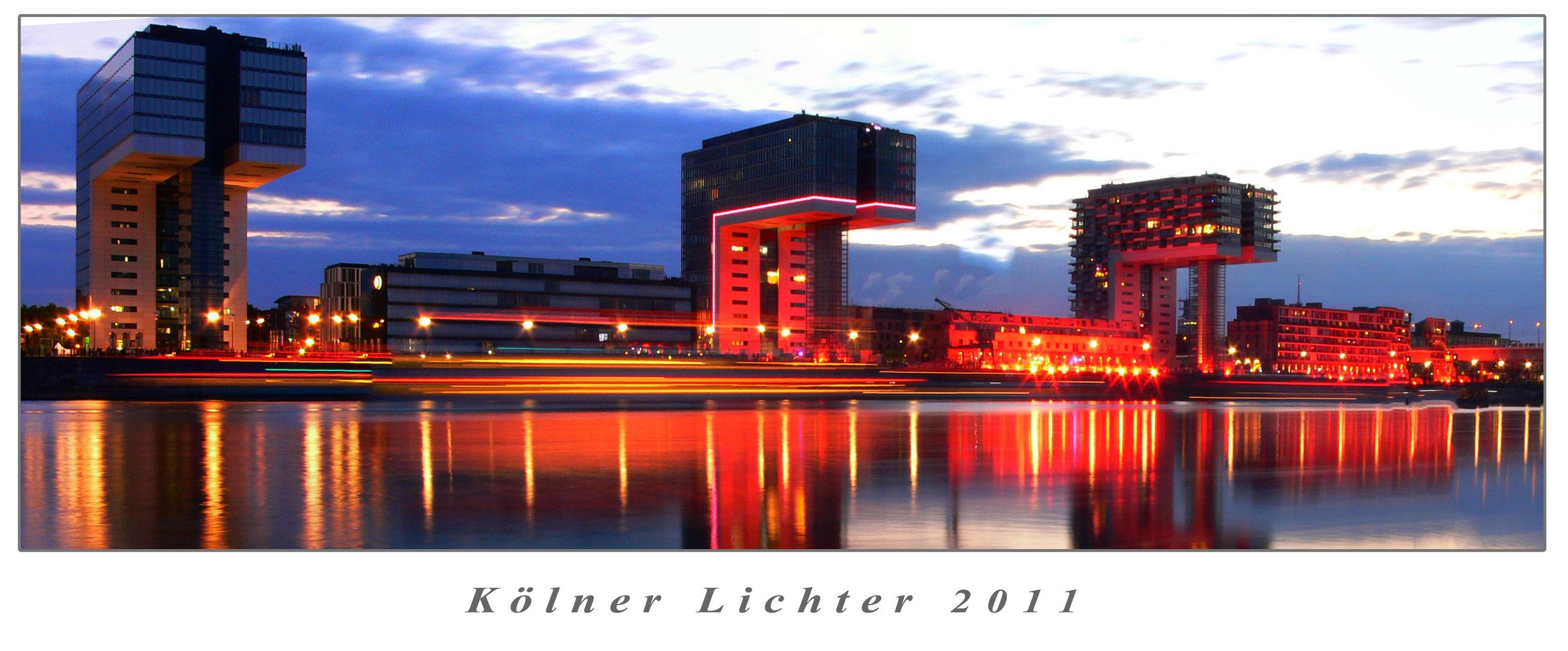 Kranhäuser Köln!