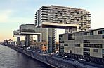 Kranhäuser | Rheinauhafen, Köln
