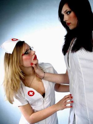 Kranke Schwestern