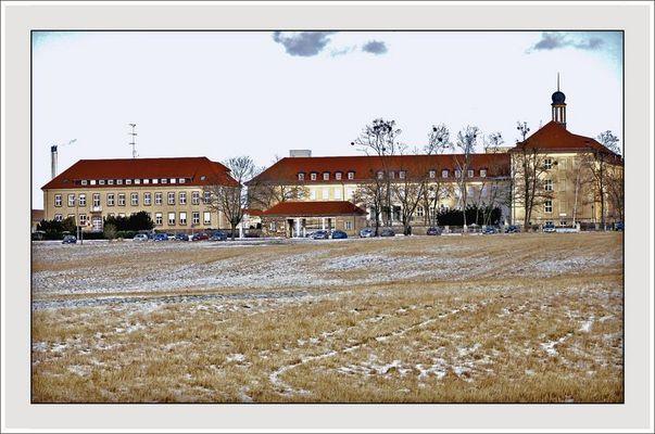 Krankenhaus in Wriezen