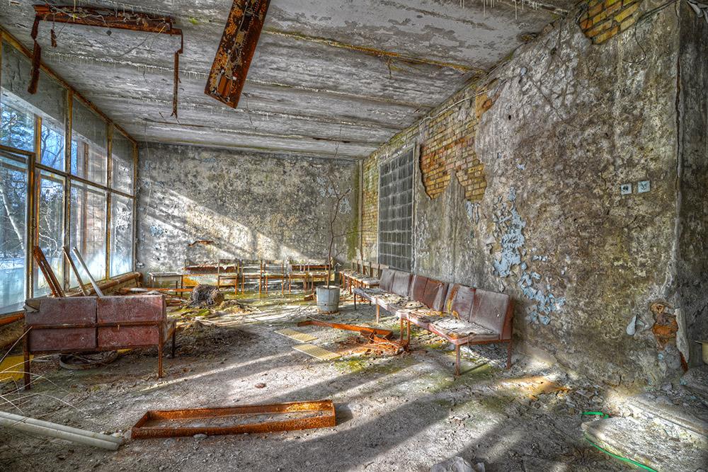 Krankenhaus Prypiat