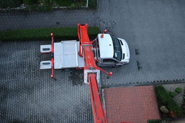 Kranwagen 25 Meter (Personensteiger)