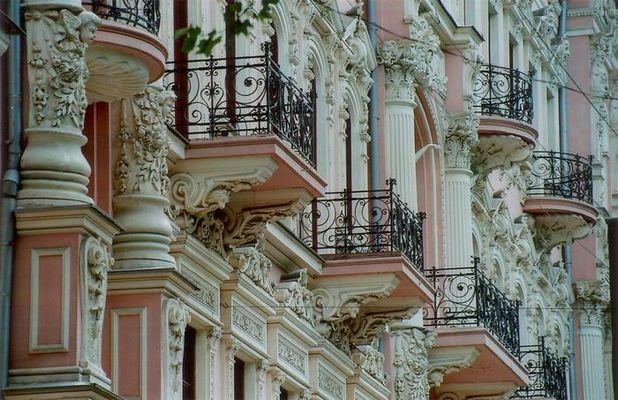 Krasnaya Hotel - Odessa - Ukraine, 2004