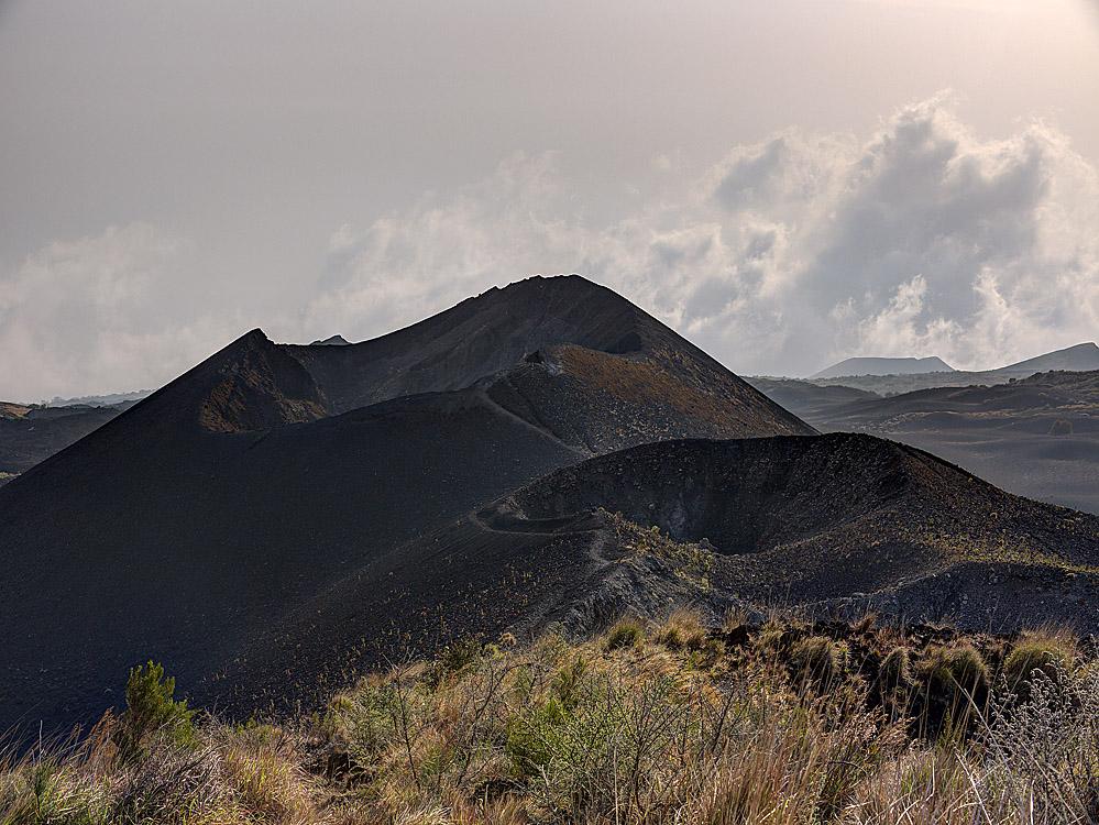 Krater am Kamerunberg