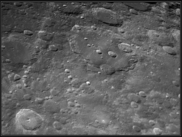 Krater Clavius